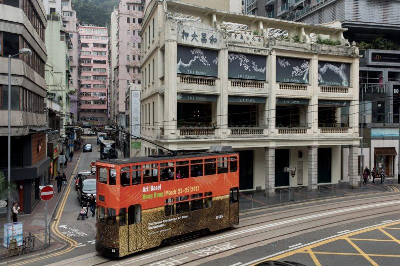 What to do in Hong Kong - Art Basel