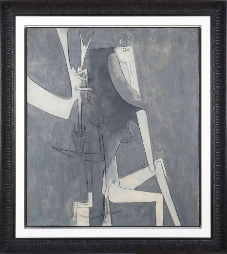 Art Basel - highlights - Wifredo Lam
