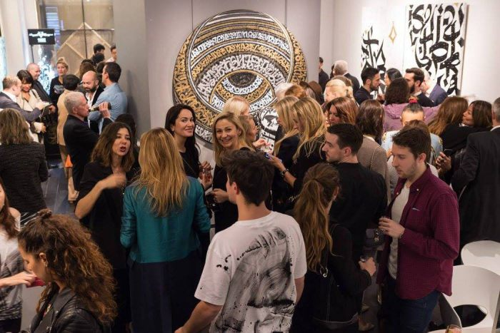 VIP events during art week