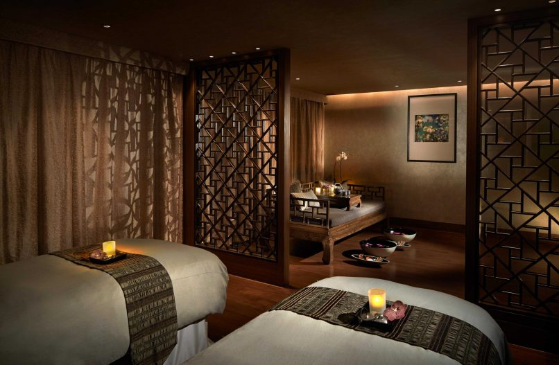 The Mandarin Spa - couple suite