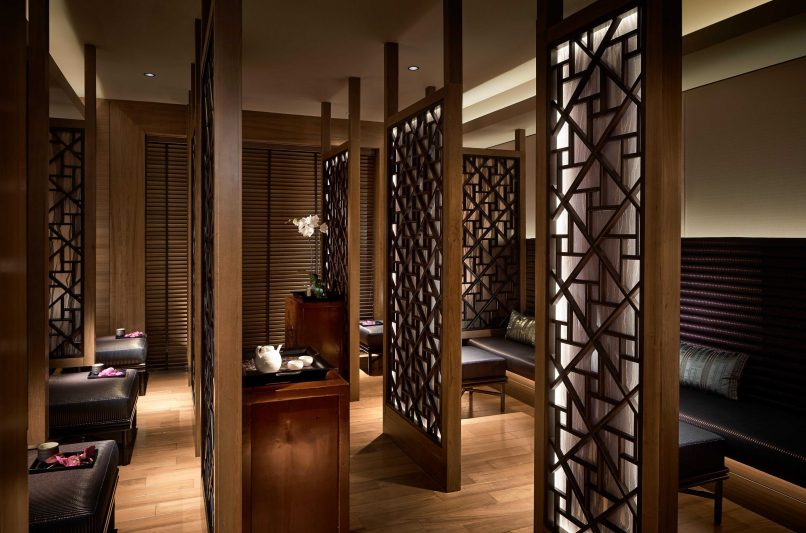 The Mandarin Spa - relaxation spa