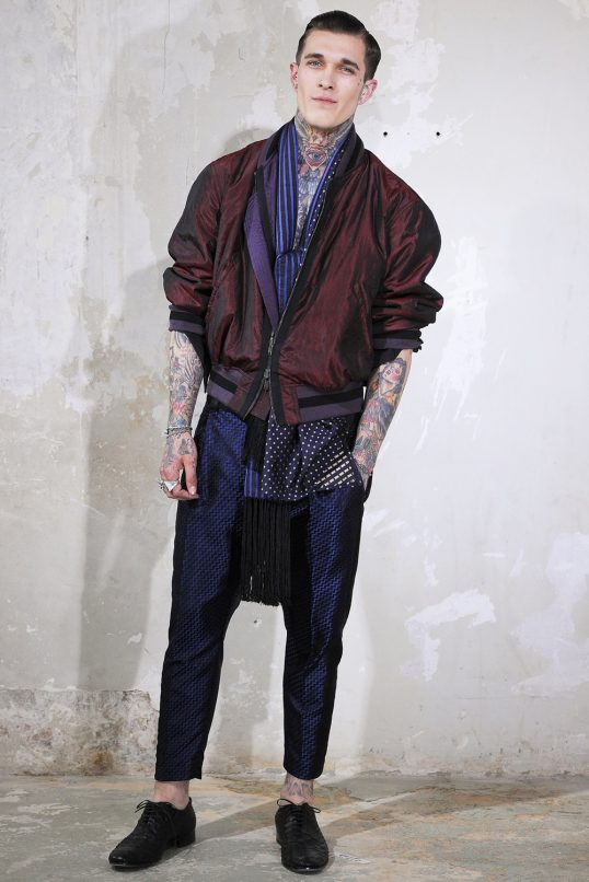 jimmy q haider ackermann