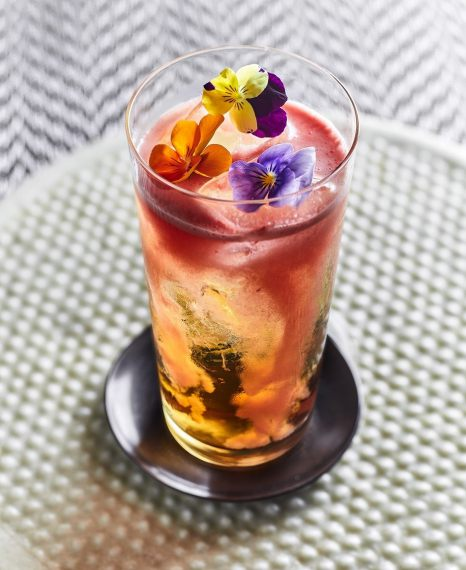 where to drink in Hong Kong - Duddell's