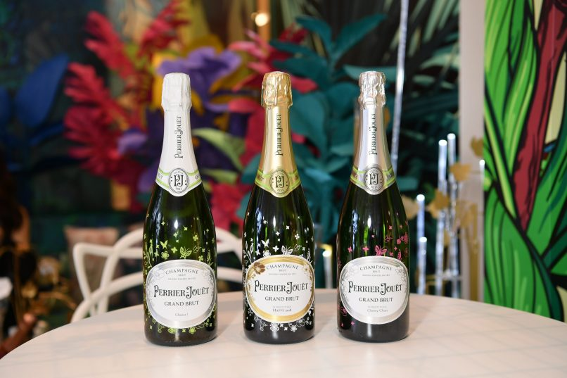 where to drink in Hong Kong - Perrier-Jouët