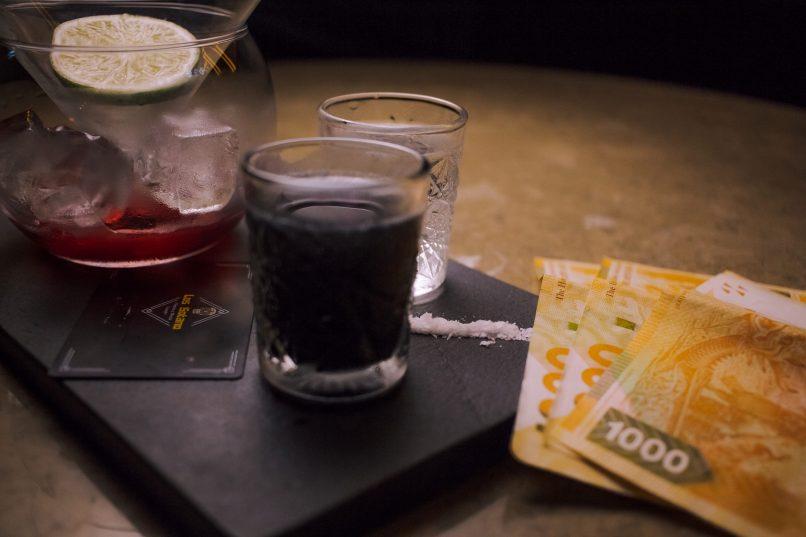 where to drink in Hong Kong - Los Sotano