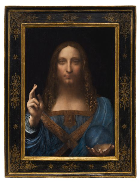 Christie's - Salvator Mundi