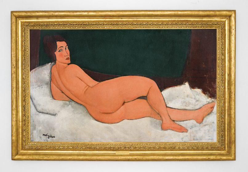 Sotheby's - Modigliani Nu Couché
