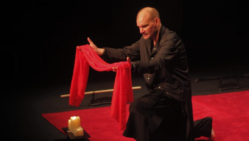 Things to do in Hong Kong: One Man Shakespeare