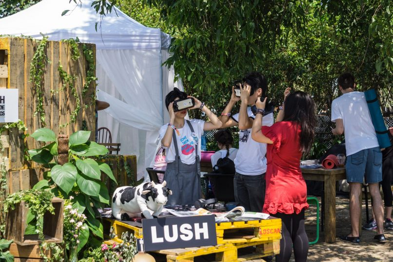 Things to do in Hong Kong: Lush Live Central