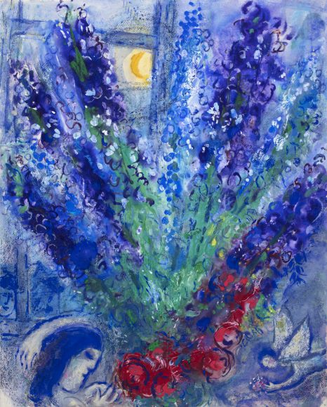 Le French May 2018 - Marc Chagall