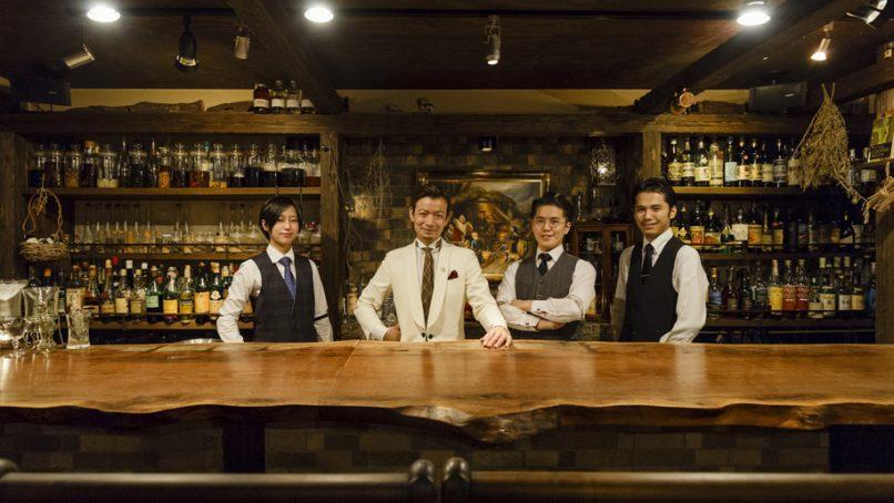 best bars in Japan