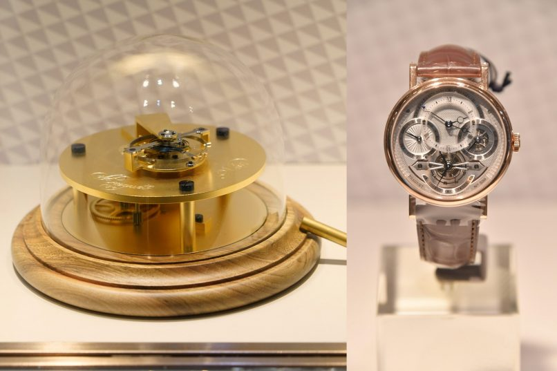 things to do in Hong Kong - Breguet