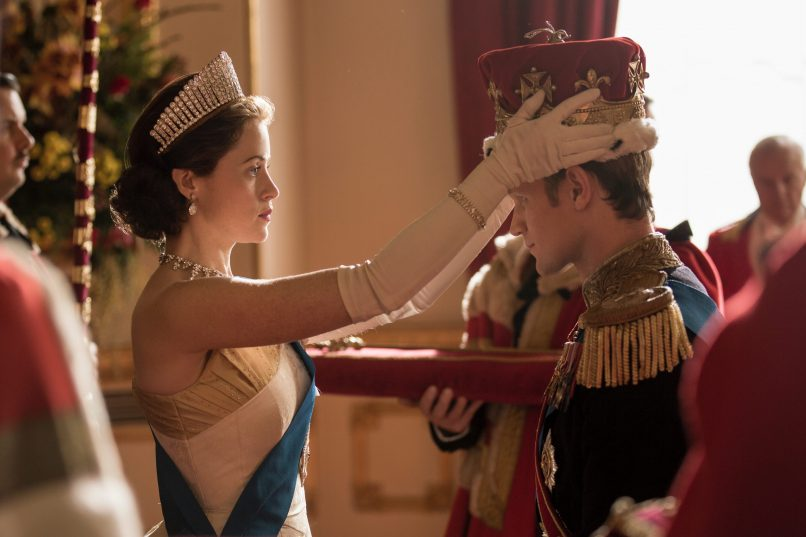 Netflix - Royal wedding - The Crown