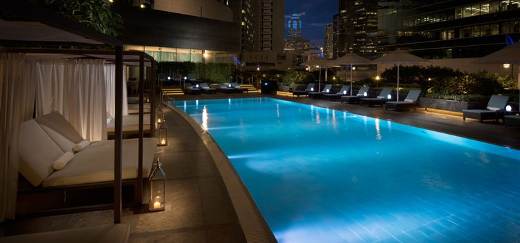 Pool Day Passes - Conrad Hong Kong