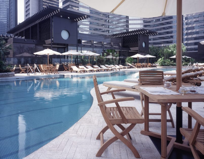 Pool Day Passes - Grand Hyatt