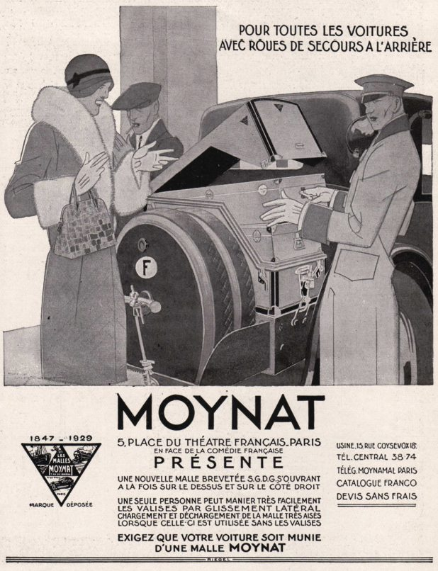 moynat advertisement 1929