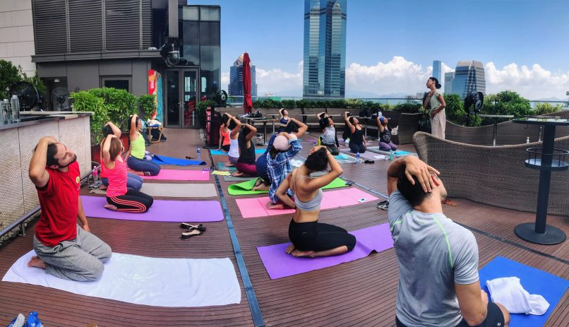 things to do in Hong Kong - Ce La Vi Wellness Month