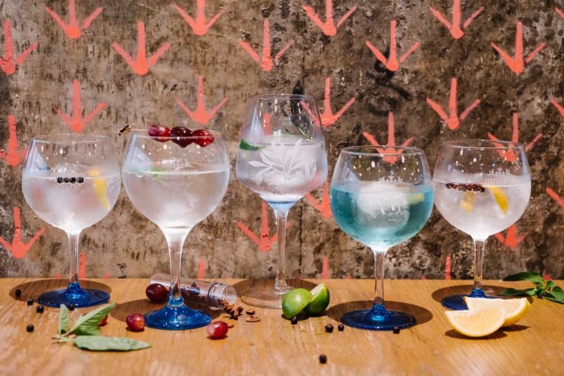 things to do in Hong Kong - World Gin Day