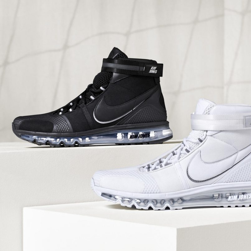 Virgil Abloh and Kim Jones Nike