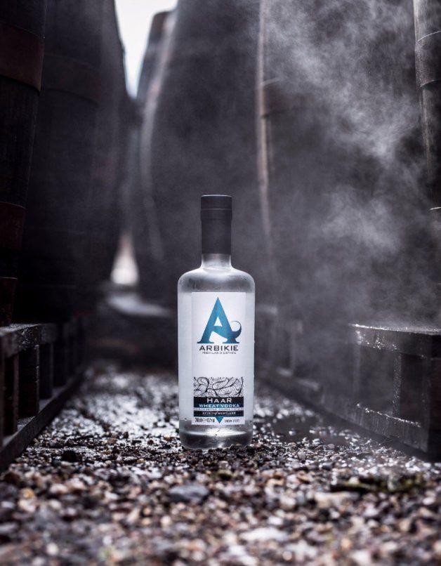 arbikie vodka craft vodka