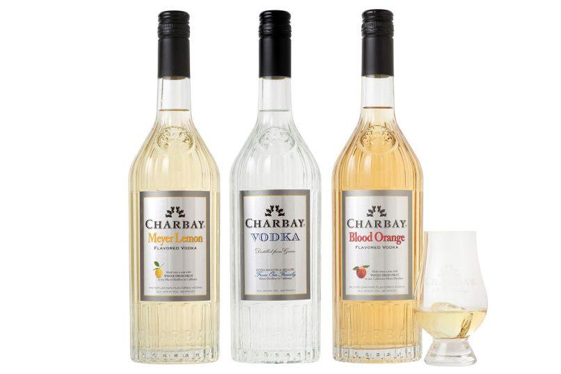 craft vodka charbay