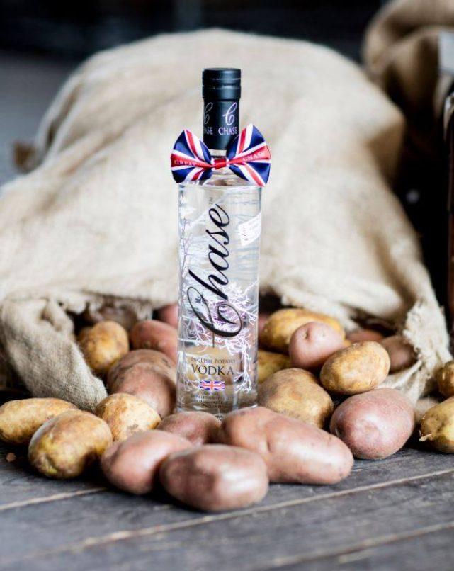 craft vodka chase vodka