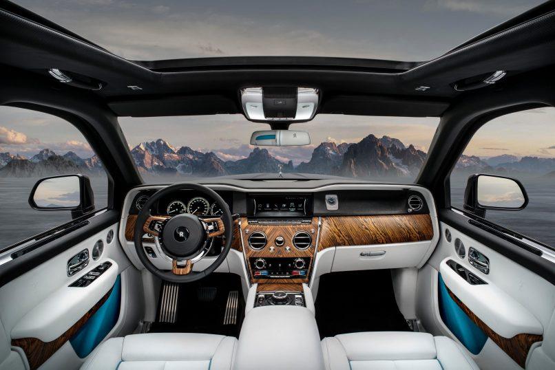 Rolls-Royce Cullinan x Sanlorenzo