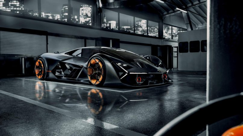 Inside The Terzo Millennio Lamborghini S Wild All Electric Ride