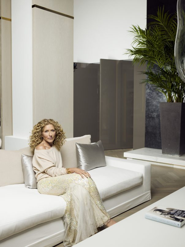 Rule Book Kelly Hoppen on being comfortable in your own
