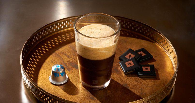 Nespresso Italian iced coffee