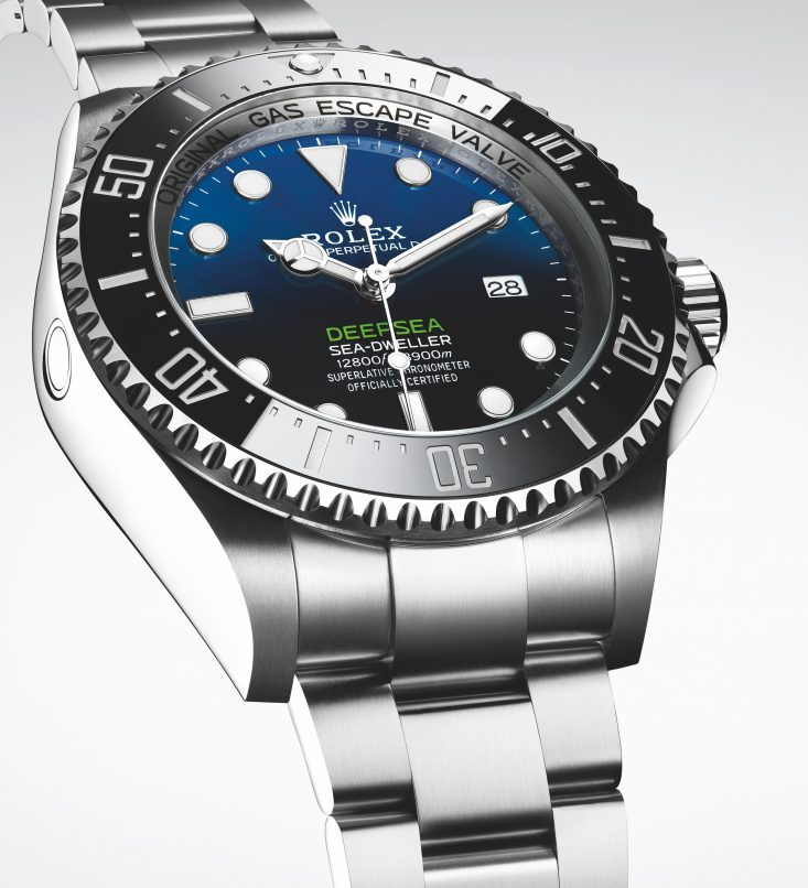 Oyster Perpetual Rolex Deepsea