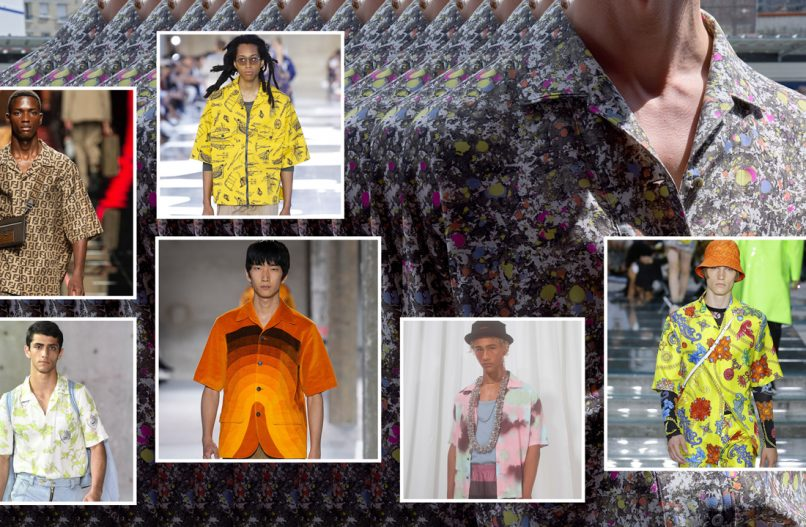 spring 2019 menswear trends