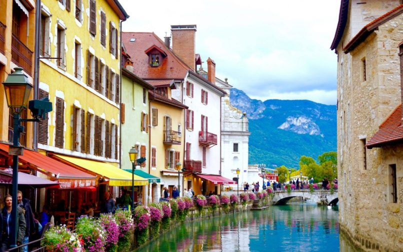 lesser known cities in France