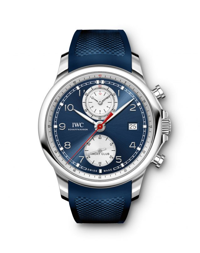 Portugieser Yacht Club Chronograph summer editions