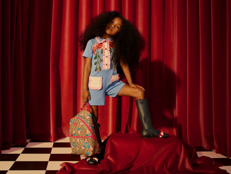gucci kidswear