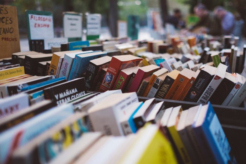 What to do in Hong Kong - July - Book Fair