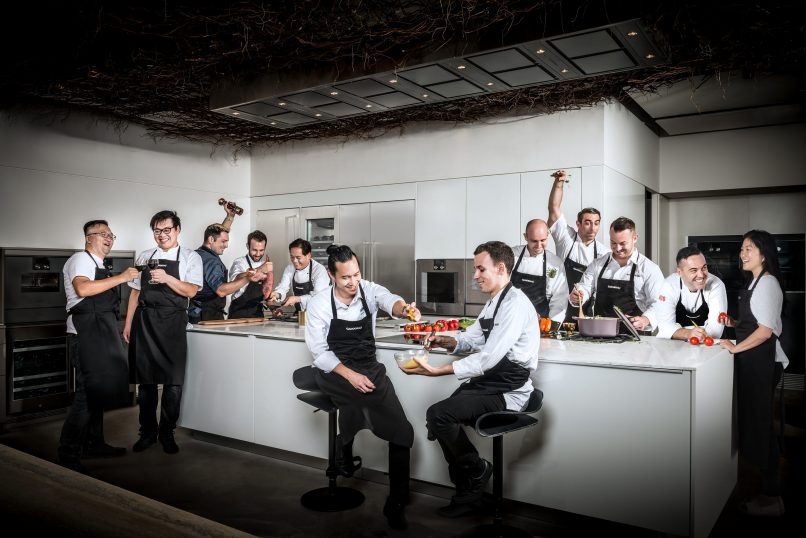 What to do in Hong Kong - July - Gaggenau Masterclass