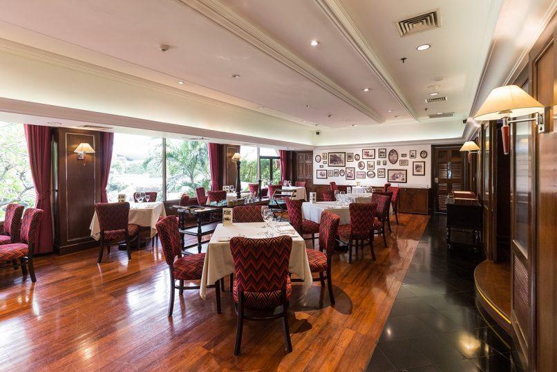 Hamilton's Steakhouse at Dusit Thani Bangkok