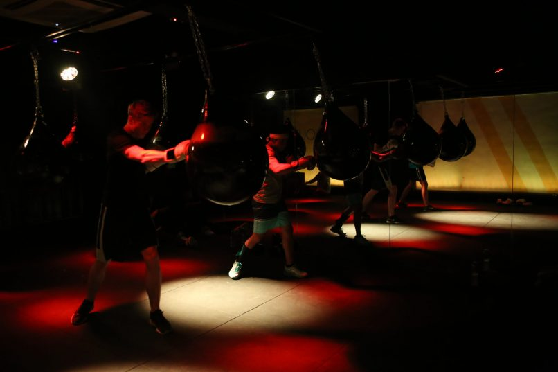 Lights Out Boxing Club