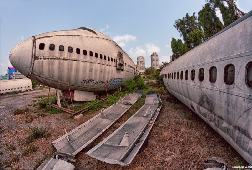 Abandonia Exhibition