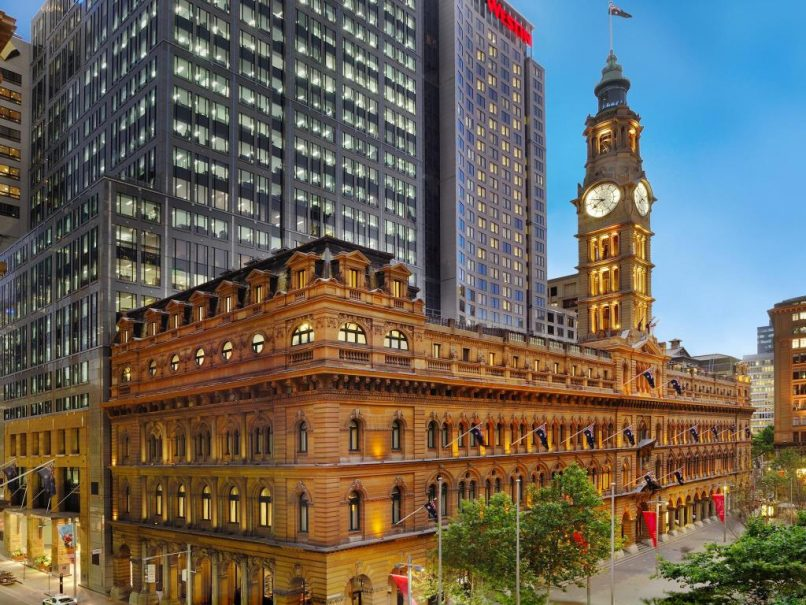 Fullerton Hotel Sydney