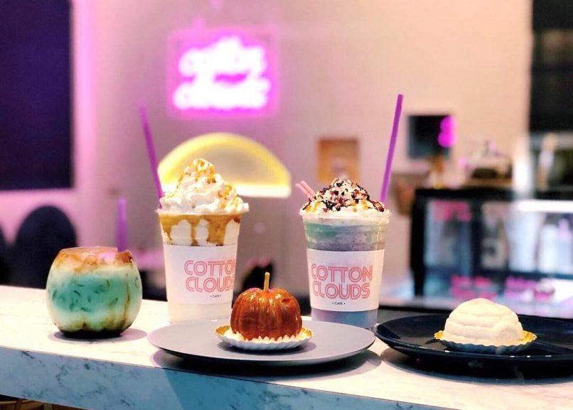 Bangkok cafes
