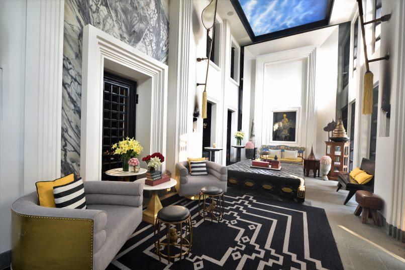 Shinta Mani Angkor Bensley Collection: Butlers Lounge