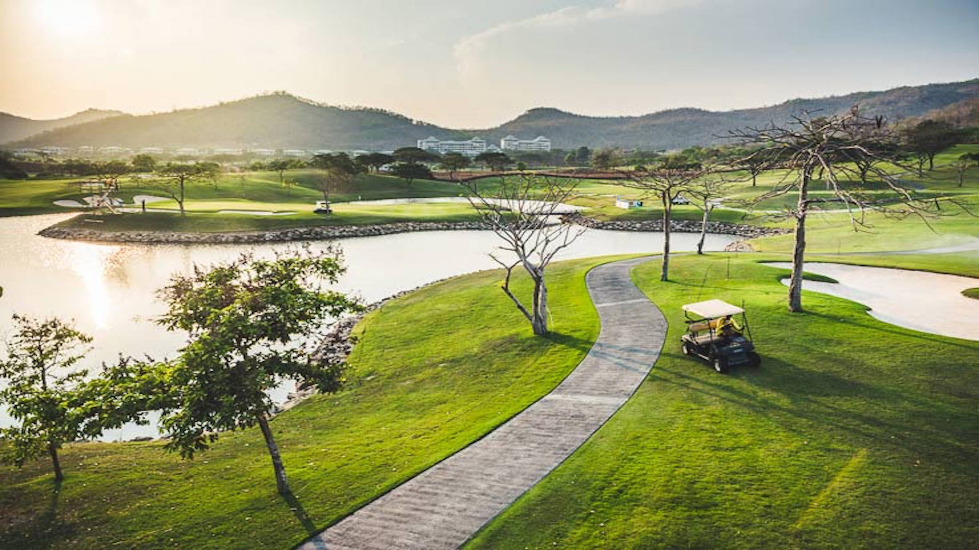 Black Mountain Golf Resort, Hua Hin, Thailand