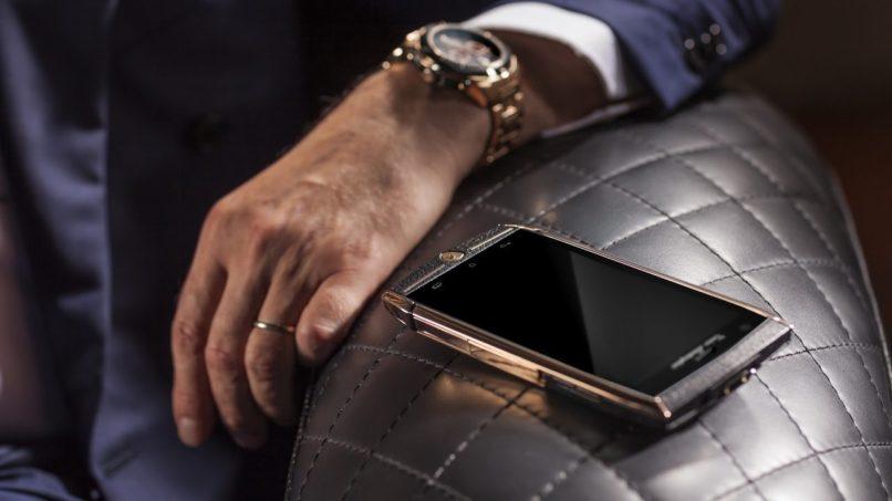 Vertu Luxury Smartphones