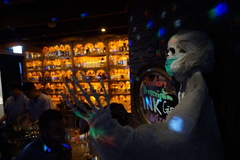 Halloween parties Hong Kong 2018