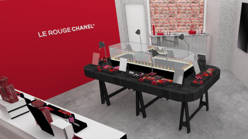 Le Rouge Chanel Hong Kong