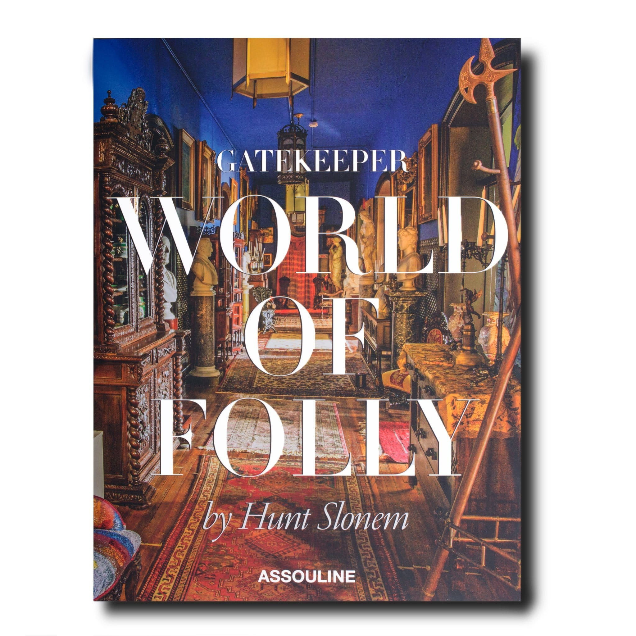 Cover of Gatekeeper: World of Folly by hunt Slonem