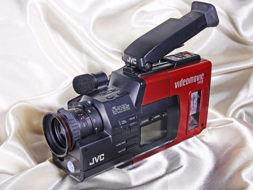 JVC VideoMovie Camcorder
