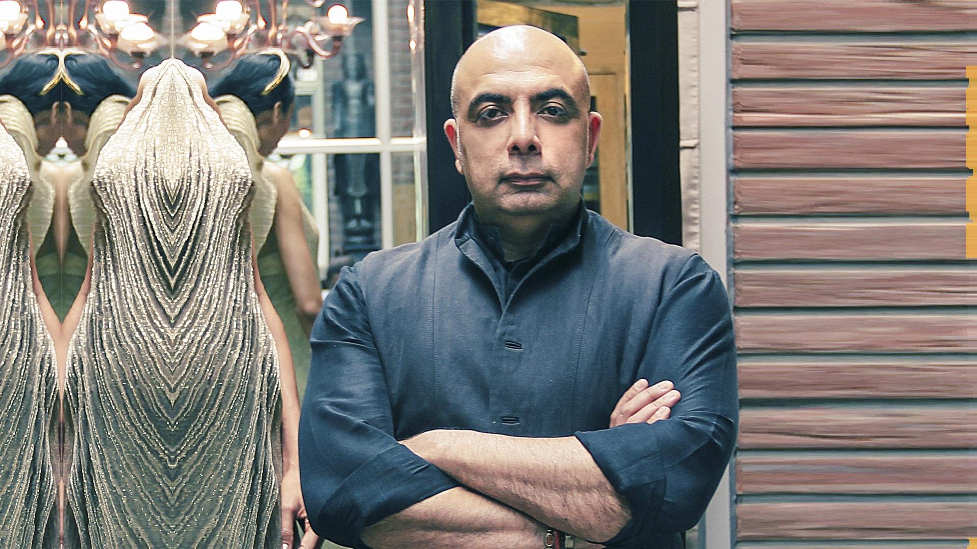 Fashion Designer Tarun Tahiliani